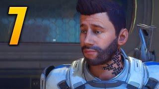 "Mass Effect: Andromeda Gameplay Walkthrough - Part 7 ""Kett Research Center"" (Let's Play)"