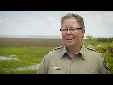 Promoting Outdoor Recreation: Kim Sorensen - Texas Parks and Wildlife [Official]