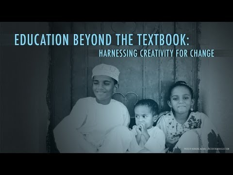 Education Beyond the Texbook: Harnessing Creativity for Change