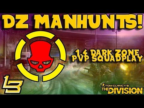 Manhunts Return! (The Division) 1.4 Dark Zone PvP!