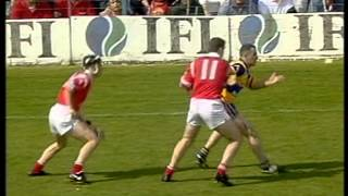 Cork vs Clare Munster Hurling Final 1999