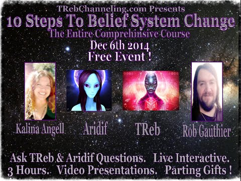 10 Steps To Changing Belief Systems - Full Free Event