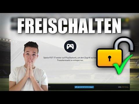 FIFA 17 WEB APP: TRANSFERMARKT ENTSPERREN (So Einfach Geht's) !! | DEUTSCH | FIFAllstars