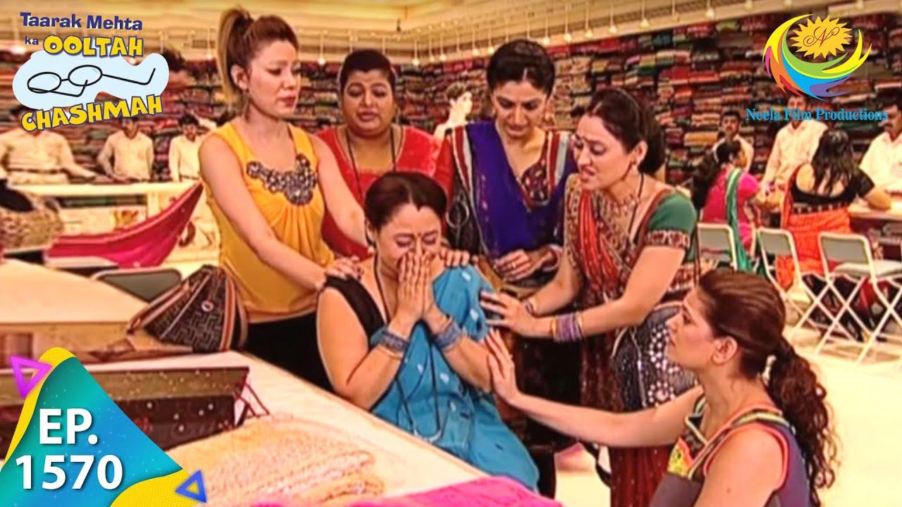 Download Taarak Mehta Ka Ooltah Chashmah - Episode 1570 - Full Episode