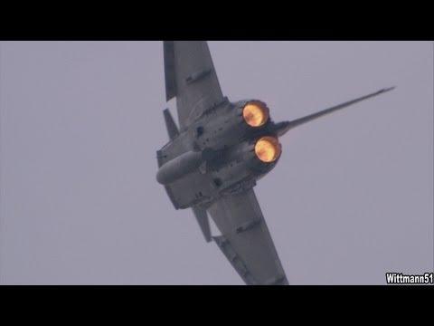 LIMA 2013 Airshow Langkawi - Royal Air Force Eurofighter Typhoon