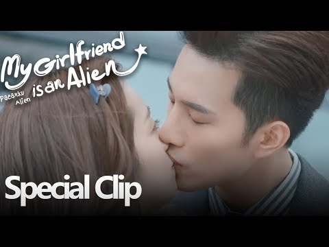 My Girlfriend Is An Alien | Special Clip Kau Adalah Kekasihku | 外星女生柴小七 | WeTV 【INDO SUB】