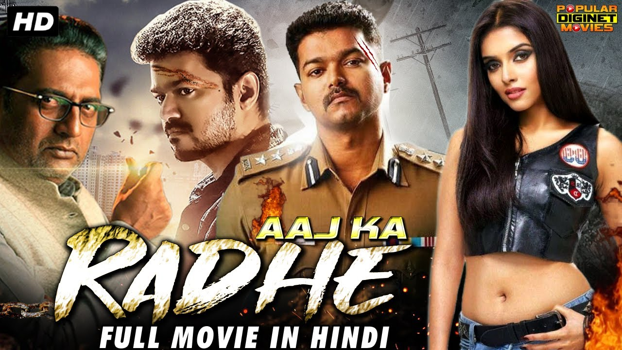 AAJ KA RADHE (2020) Thalapathy Vijay Latest Blockbuster Movie | Vijay Superhit Movie In Hindi Dubbed