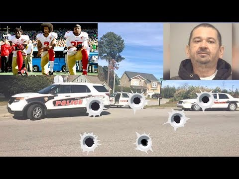 North Carolina Man Shoots Son After Arguing Over NFL Players Kneeling.