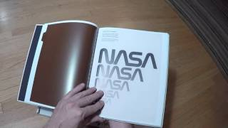 NASA Graphics Standards Unboxing and First Look