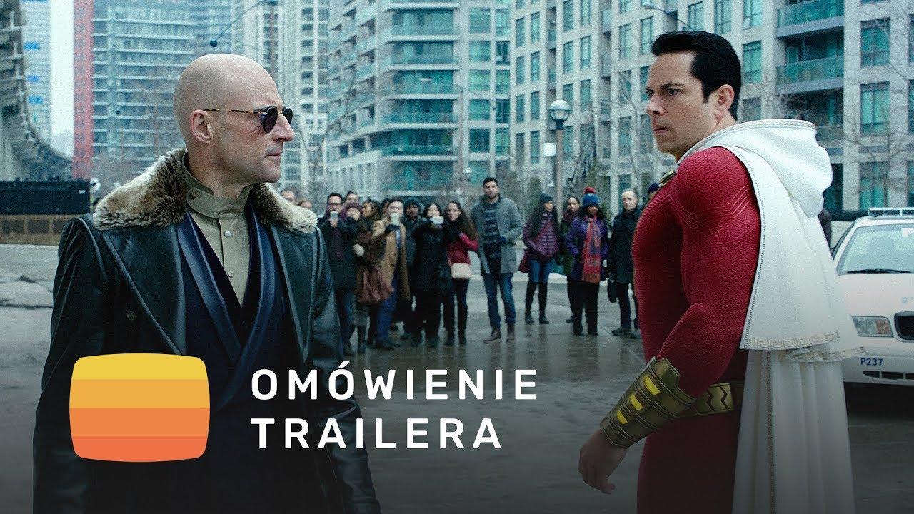 Shazam! Jak wypada drugi zwiastun nowego filmu DC?