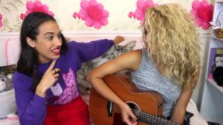 Video Miranda gives Tori Kelly A Voice Lesson download MP3, 3GP, MP4, WEBM, AVI, FLV Januari 2018