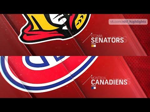 Ottawa Senators vs Montreal Canadiens Dec 15, 2018 HIGHLIGHTS HD