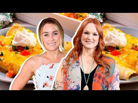 Lauren Conrad Vs Ree Drummond: Whose Chicken Enchiladas Are Better?