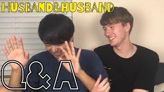 テンポ速めの質問コーナー!・ゲイカップル Q&A Number 2 (#79) thumbnail