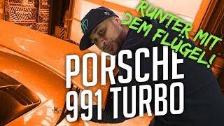 JP Performance - Runter mit dem Flügel! | Porsche 991 Turbo