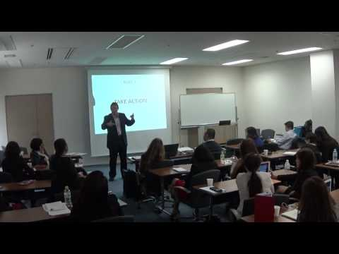 10 Rules For Success - Ian Simpson