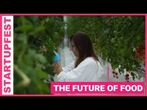 Future of Food with Mohamed Hage of Lufa Farms // Startupfest 2014