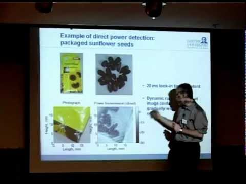 Prof. Hartmut Roskos - THz detection and imaging with Si MOSFETs based on plasmonic mixing