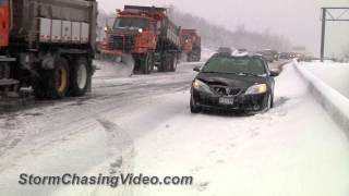 3/5/2013 Twin Cities Winter Storm B-Roll