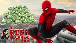 Spider-Man Far From Home Breaks Half Billion In First Week - Rich Alvarez Show