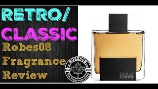 Solo Loewe by Loewe Fragrance Review (2004) | Retro Series