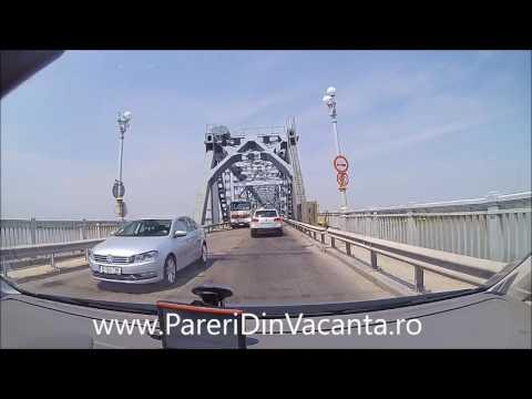 Trecerea Frontierei Ruse - Giurgiu (Bulgaria - Romania )