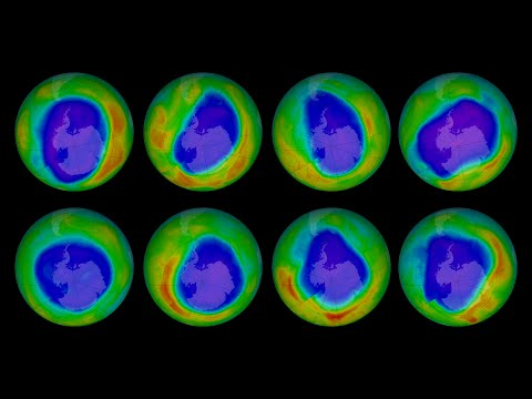 NASA | Why is the Ozone Hole Getting Smaller?