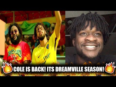 Bas – Tribe with J.Cole (REACTION!!!)