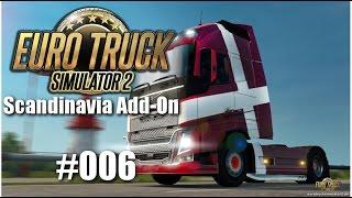 Euro Truck Simulator 2: Scandinavia Add-On #006 - Ein bisschen Kies nach Linköping