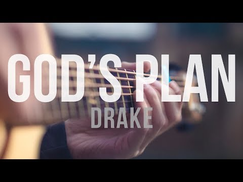Drake - God's Plan - Fingerstyle Guitar Cover