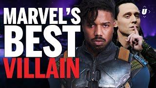 Why Black Panther's Erik Killmonger Is Marvel's Best Villain