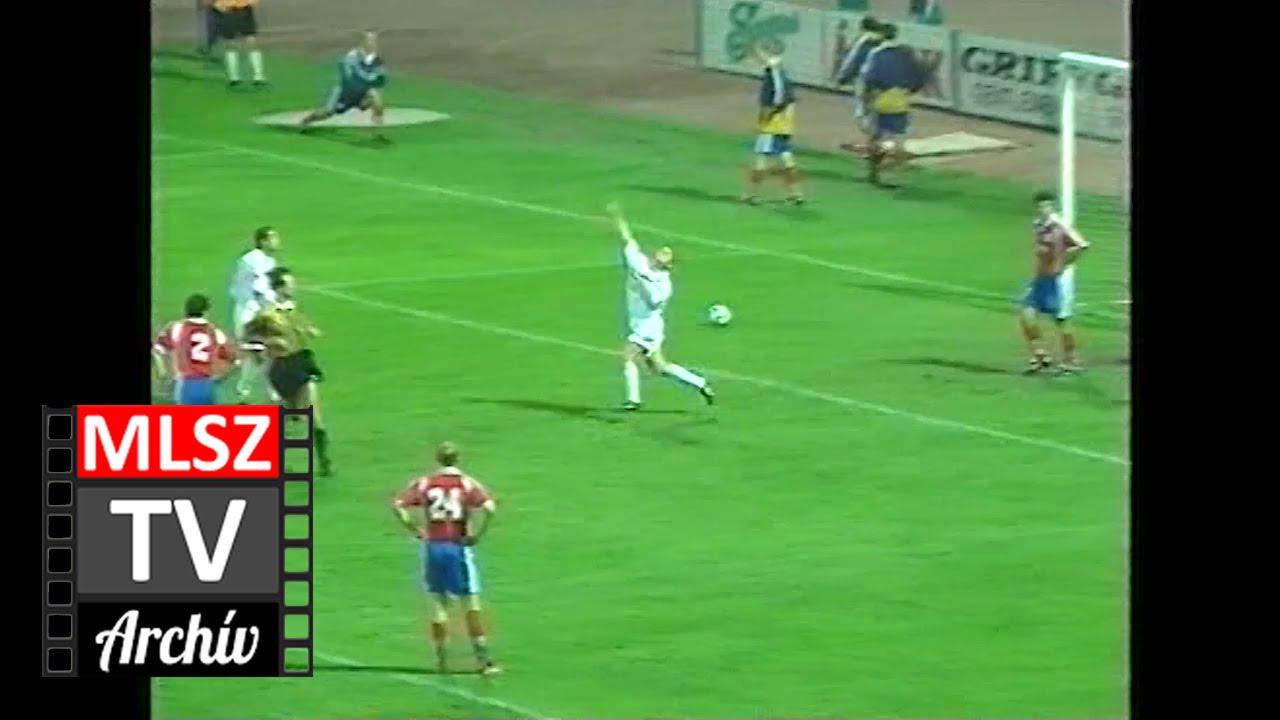 Győri ETO-Nyíregyháza | 2-0 | 2000. 09. 16 | MLSZ TV Archív