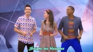 Violetta En Vivo: Lodo, Samu et Nico - Violetta 2 vostfr.