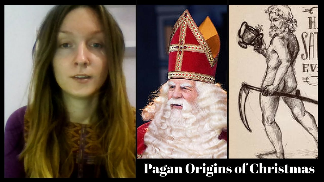 Pagan Origins of Christmas: Where Santa Claus, His Chariot and Christmas Decorations Came From