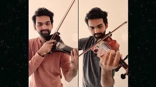 En Jeevan | Violin Duet | Theri | Thalapathy Birthday Tribute