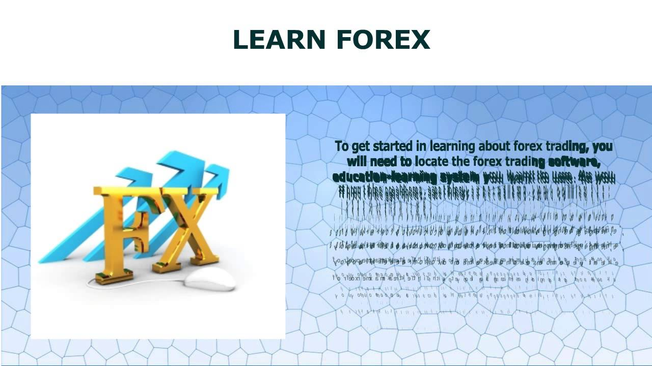 Learn forex live login