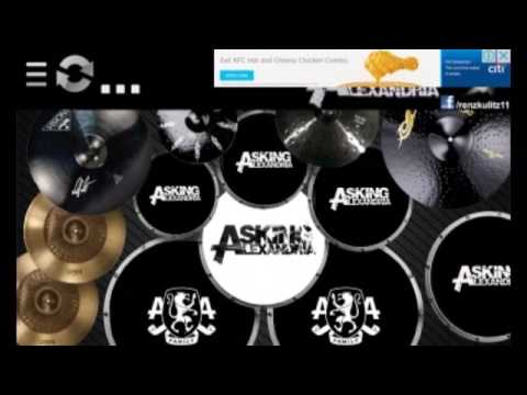 Real Drum Cover A7x So Far Away Youtube