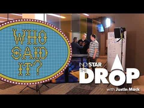 The Drop presents 'Who Said It?' featuring James Comey and 'House of Cards' characters