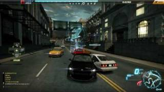 Need for Speed World - Gameplay - PC