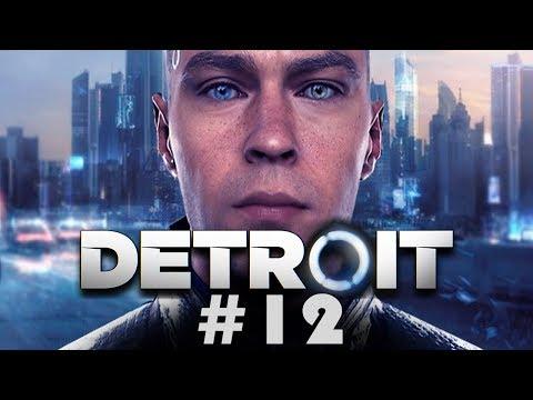 Super Best Friends Play Detroit: Become Human Part 12