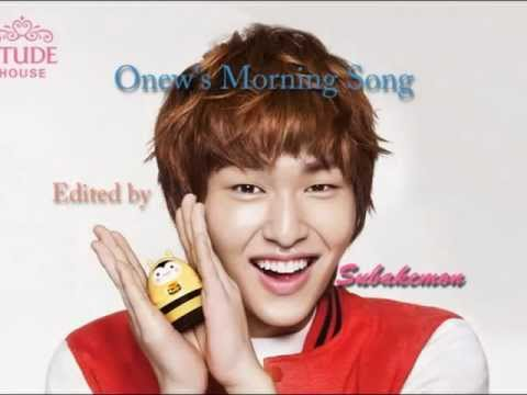 Onew's Morning Song