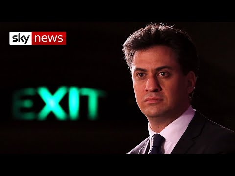 Ex-Labour Leader Ed Miliband Returns To Party's Front Bench