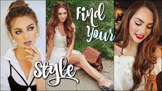 Back To School Look Book 2017 | Makeup, Hair & Outfit Ideas