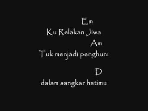 HAZAMA-RELAKAN JIWA (chord)