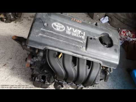 Look what bad motor oil could do to your car engine. PART 1