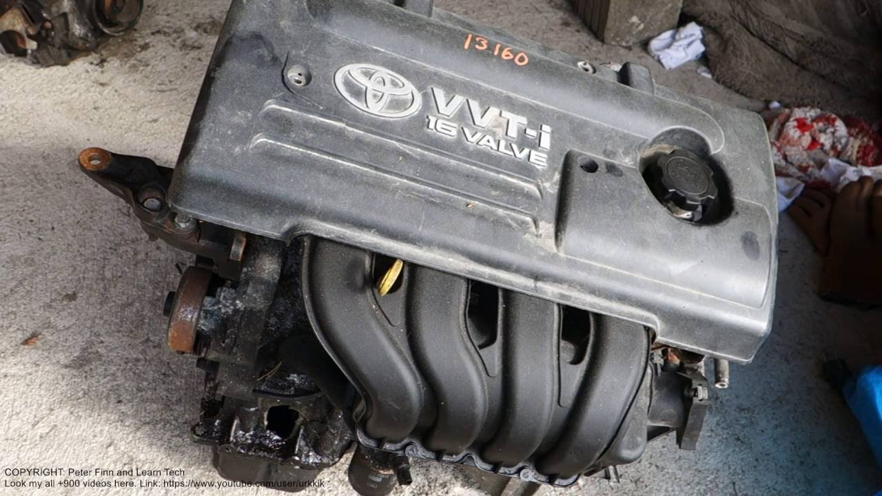 Look what bad motor oil could do to your car engine part for What does motor oil do