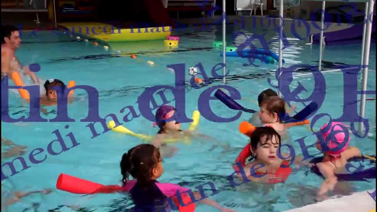 Jardin aquatique piscine de laruns youtube for Piscine jardin aquatique
