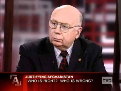 Week of War: Justifying Afghanistan