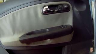 SEAT Ibiza  door panel removal