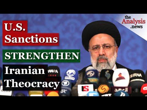U.S. Sanctions Strengthen Iranian Theocracy  - Hamid Dabashi